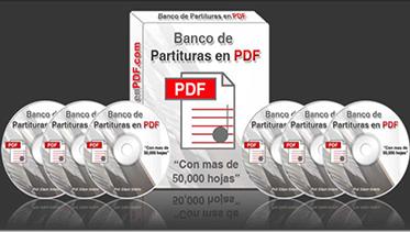 Partituras GRATIS en todos los formatos