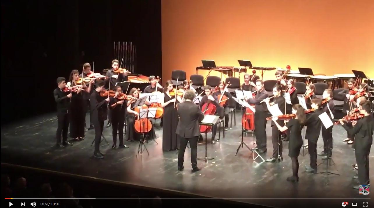 Juan Sebastián Bach - Concierto de Brandenburgo nº 4 BWV 1049