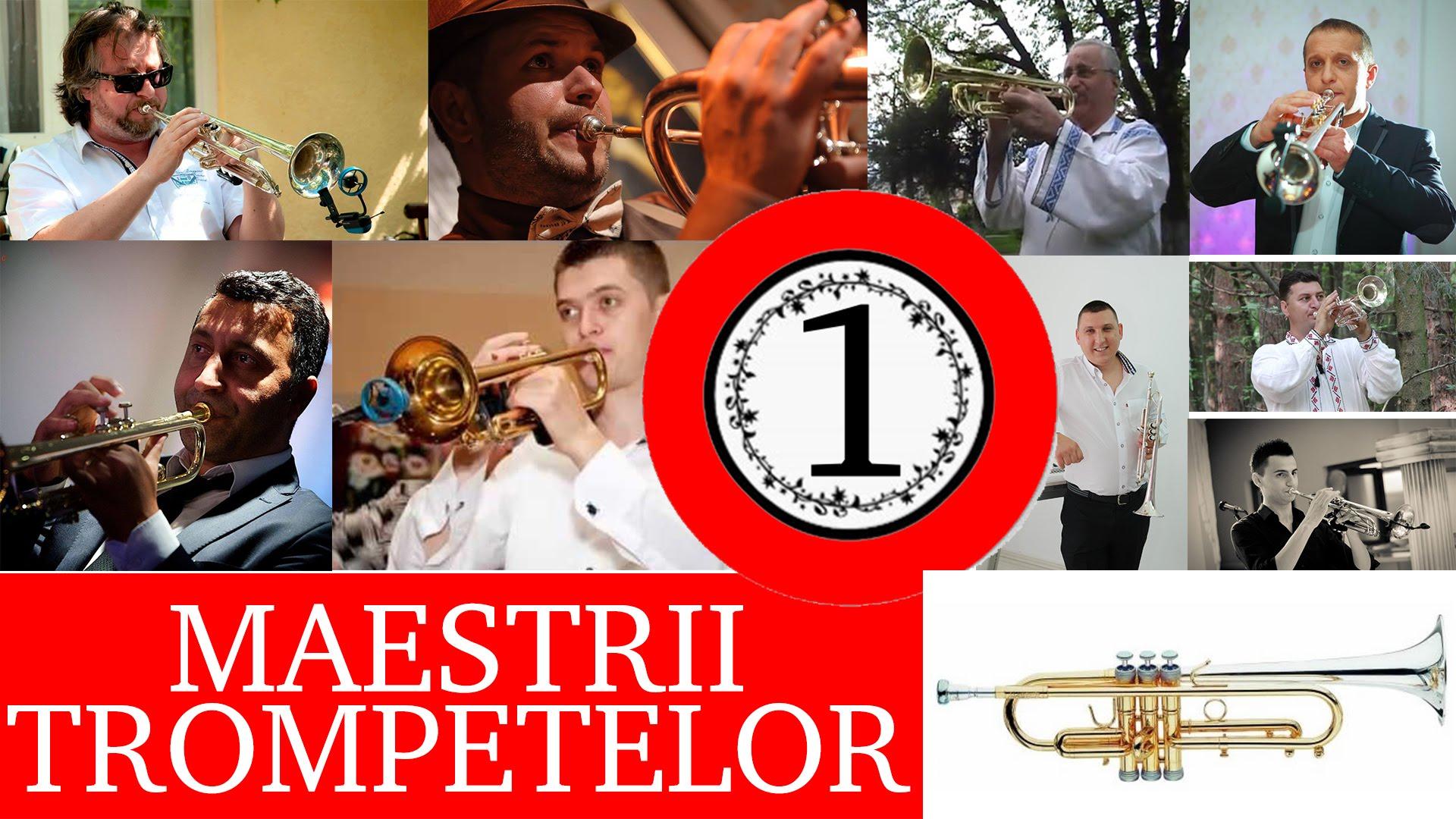 Maestrii Trompetelor Colaj Instrumental La Trompeta Cu Muzica De